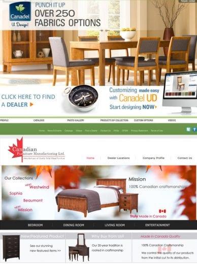 Quality Canadian Made Casegoods