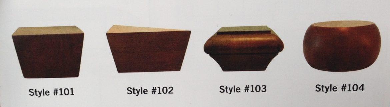 Omnia Leather Birchwood Furniture Galleries Leg Syles