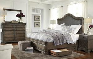Birchwood Hand-Picked Bedroom Furniture Materials