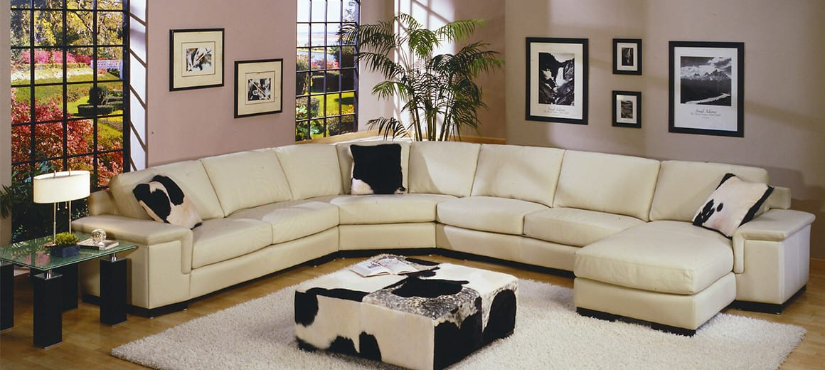Birchwood Omnia Leather Furniture
