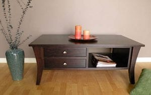 Birchwood Sahara Solid Wood Coffee Table