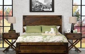 Birchwood Handstone Bedroom Furniture
