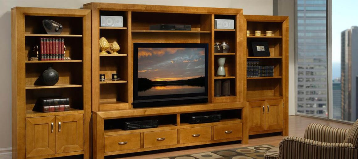 Birchwood Home Entertainment Furniture