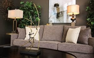 Birchwood Living Room Sofa