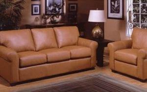 Birchwood Omnia Leather Sofa