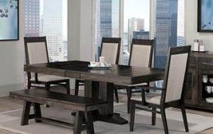Birchwood Handstone Dining Room Furniture