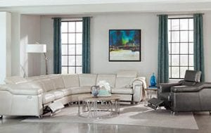 Birchwood Omnia Leather Furniture Sets