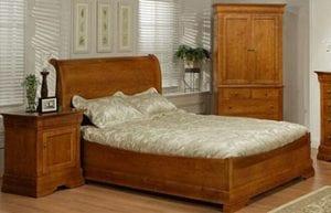 Birchwood Handstone Bedroom Set