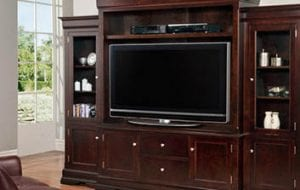Birchwood Handstone Home Media Furniture
