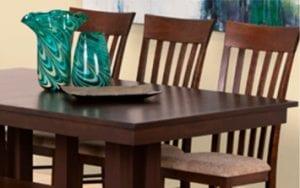 Birchwood Hotzen Wood Dining Set
