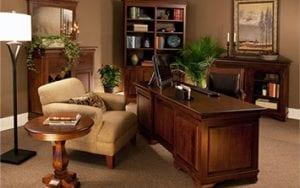 Woodworks Solid Wood Living Room Set